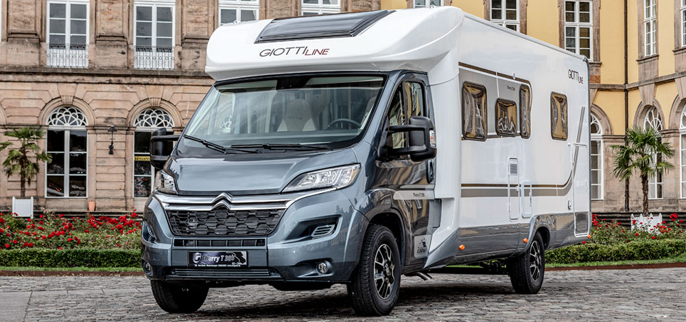 Wohnmobil Giottiline Therry 38 vollinegriert